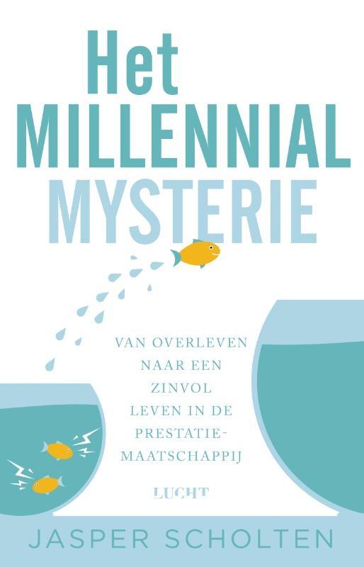 Jasper Scholten,Het millennial mysterie