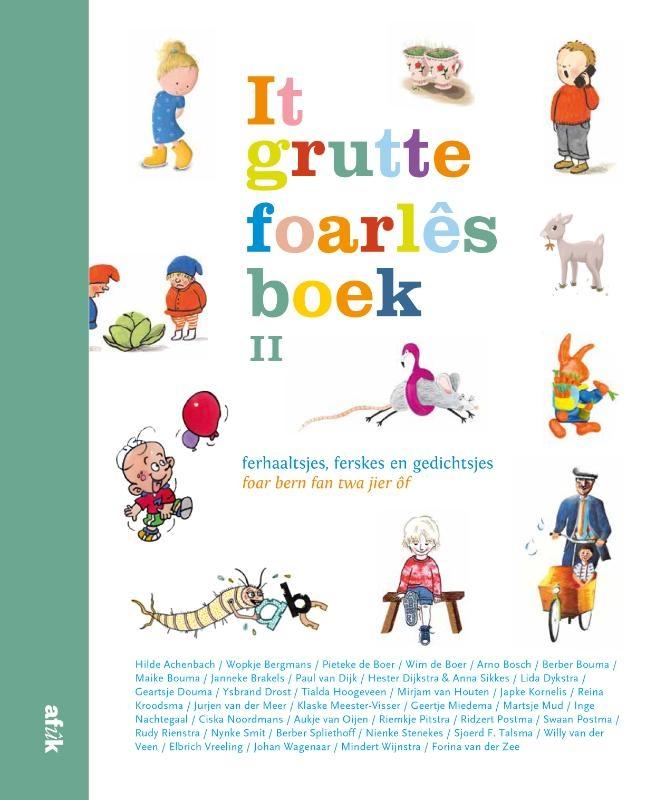 Diverse,It grutte foarlêsboek II