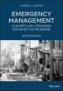 Lucien G. Canton,Emergency Management