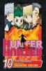 Togashi, Yoshihiro,Hunter X Hunter 10