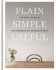 Conran, Terence,Plain Simple Useful