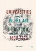 Andrews, Matthew,Universities in the Age of Reform, 1800-1870