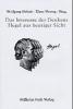 ,Das Interesse des Denkens: Hegel aus heutiger Sicht