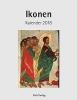 ,Ikonen 2018. Kunstkarten-Einsteckkalender