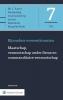 ,Asser 7-VII Maatschap, vennootschap onder firma, comm. vennootschap