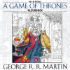 George R.R.  Martin,Het offici?le A Game of Thrones-kleurboek