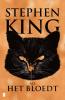 <b>Stephen  King</b>,Als het bloedt