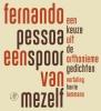 <b>Fernando  Pessoa</b>,Een spoor van mezelf