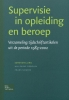<b>W.  Regouin, F.  Siegers</b>,Supervisie in opleiding en beroep
