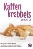 ,Kattenkrabbels deel 2 - grote letter uitgave