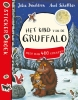 <b>Julia  Donaldson</b>,Het kind van de Gruffalo stickerboek