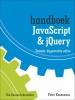 Peter  Kassenaar,Handboek JavaScript & jQuery