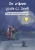 Angelique  Bos,De Wijzen gaan op zoek (kerstkleurboek)