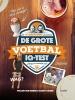 <b>Willem van Beeren, Harry  Hamer</b>,De grote voetbal IQ-test