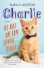 <b>Sheila Norton</b>,Charlie, de kat die een leven redde