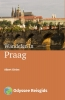 Albert  Gielen ,Wandelen in Praag