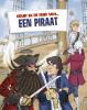 Alice  Peebles ,Een piraat, Kruip in de huid van...