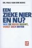 Paul van der Boog ,Een zieke nier en nu?