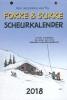 <b>John Stuart  Reid, Bastiaan  Geleijnse,  van Tol</b>,Fokke & Sukke Scheurkalender 2018