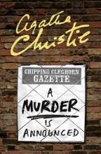 Christie, Agatha A Murder is Announced