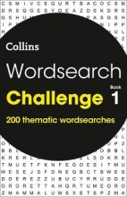 Collins Puzzles Wordsearch Challenge book 1