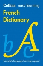 Collins Dictionaries Easy Learning French Dictionary
