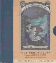 Snicket, Lemony The Wide Window