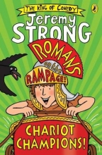 Jeremy Strong Romans on the Rampage: Chariot Champions