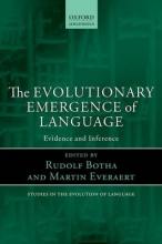 Botha, Rudolf The Evolutionary Emergence of Language