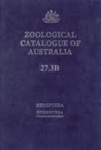 G. Cassis,   G.F. Gross Zoological Catalogue of Australia Vol 27.3b