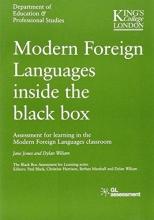 Jane Jones,   Dylan William Modern Foreign Languages Inside the Black Box