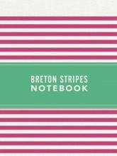 Kinkajou Breton Stripes Hot Pink