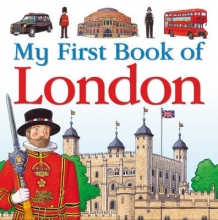 Guillain, Charlotte My First Book of London