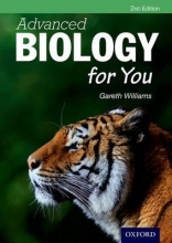 Williams, Gareth Advanced Biology For You