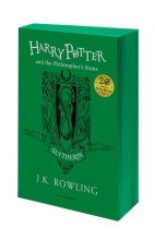 Rowling, JK Harry Potter and the Philosopher`s Stone - Slytherin Edition