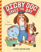 Freeman, Tor Digby Dog Saves the Day