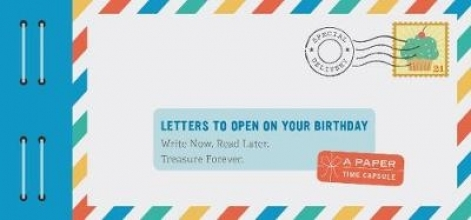 Redmond, Lea Letters to Open on Your Birthday