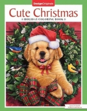 Newland, Jenny Cute Christmas Holiday Coloring Book