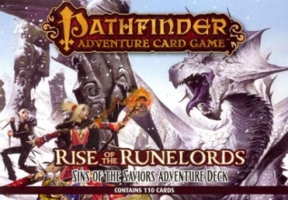 Rise of the Runelords Deck 5