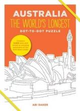 Australia the World`s Longest Dot-to-dot Puzzle