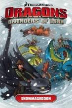 Furman, Simon Dragons Defenders of Berk 2