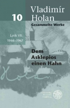 Holan, Vladimir Lyrik VII: 1966-1967