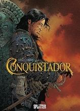 Dufaux, Jean Conquistador 04