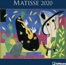 Matisse, Henri Matisse 2020 Broschürenkalender