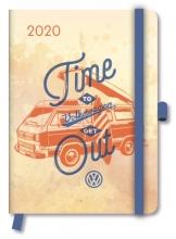 GreenLine Diary VW Bulli 2020