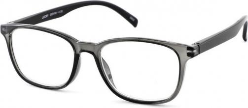 , Leesbril I Need You Lucky +3.00 dpt grijs-zwart