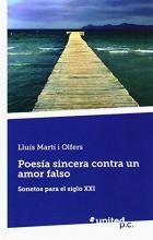 Lluis Marti I. Olfers Poesia Sincera Contra Un Amor Falso