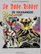 Willy  Vandersteen De Rode Ridder Rode ridder De vulkaangod