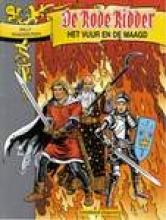 Willy  Vandersteen Rode Ridder Het vuur en de maagd 211