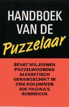 H.C. van den Welberg Handboek van de puzzelaar